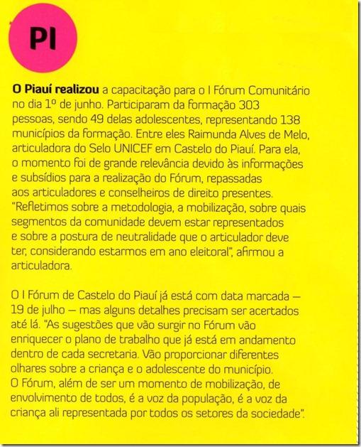 Informe Selo Unicef 01