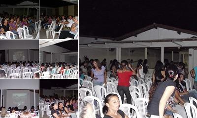 Exibir Cinema com os professores da SEMEC por Basílio Soares - SEMEC - Secretaria Municipal de Educação e Cultura de Castelo do Piauí